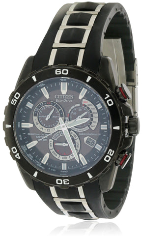 Citizen Eco-Drive Limited Perpetual Chrono Atomic A-T Watch AT4027-06E