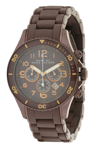 MARC By Marc Jacobs Marine Rock Chronograph Watch MBM3122
