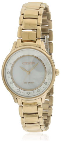 Citizen Eco-Drive Circle of Time Watch EM0382-86D