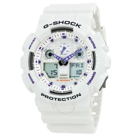 Casio G-shock Watch GA100A-7ACR