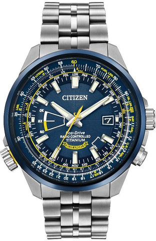 Citizen Eco-Drive Promaster Limited Blue Angels Watch CB0147-59L