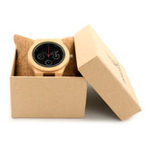 BOBO BIRD H28 Wooden Bamboo Watch