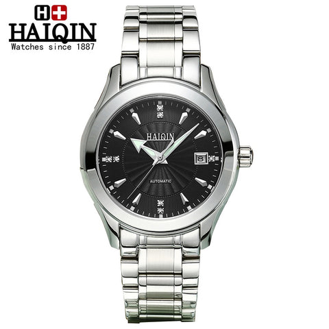 HAIQIN 9028 Luxury Automatic Mechanical Watch