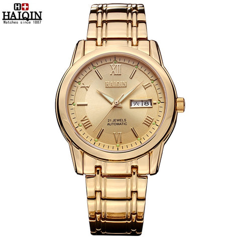 HAIQIN 9001B Luxury Automatic Mechanical Watch