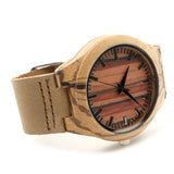 BOBO BIRD Wooden Quartz Watch