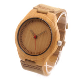 BOBO BIRD Unique Wooden Watch
