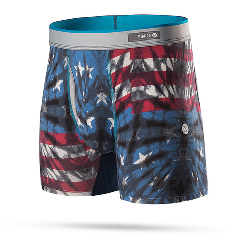 FOURTH - BLU (Medium) Boxer Brief