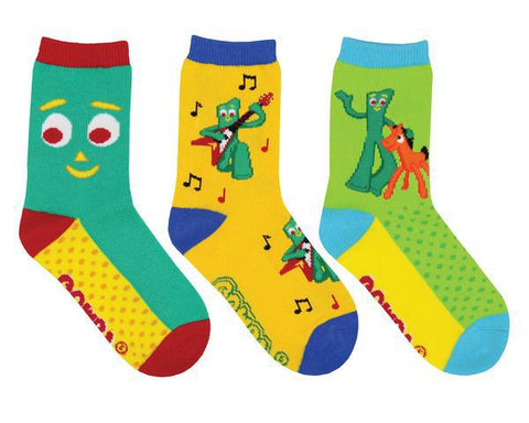 Gumby 3-pack (Size 10-1Y)