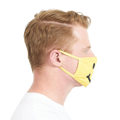 PPE Happy Face Novelty Face Mask