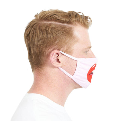 PPE Lips Novelty Face Mask