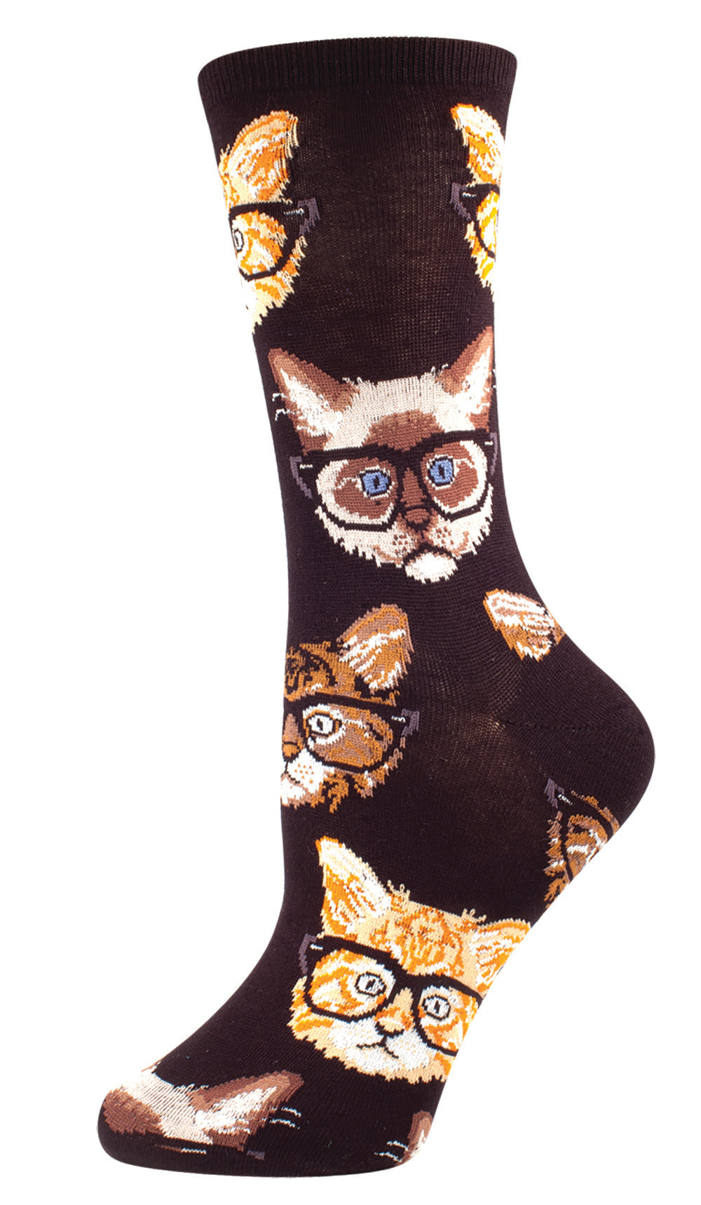 KITTENSTER - BLACK/BROWN - 9-11
