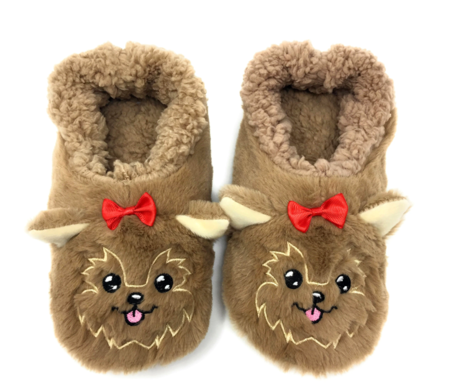 Yorkie (Size L) Fluffy Animal Sherpa Collection