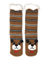 Mr. Bear Animal Lovers Sherpa Collection