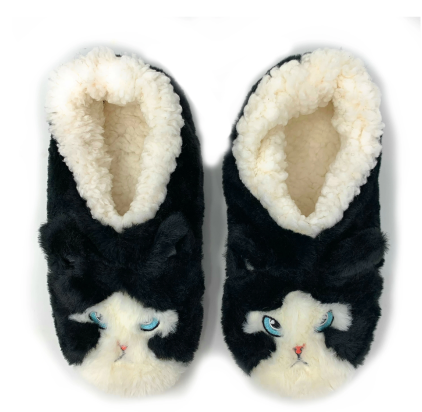 GOOD KITTY WOMENS INDOOR SLIPPER  5-6