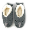 NARWHAL WOMENS INDOOR SLIPPER  9-10