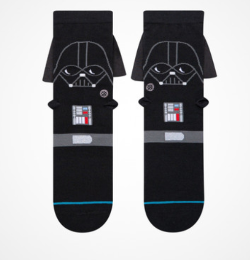 3D DARTH - M - BLK