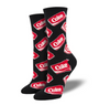 COKE CANS - BLACK - 9-11