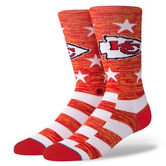 CHIEFS BANNER - RED - L
