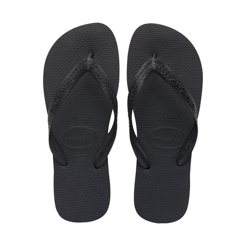 TOP SANDAL BLACK (Size 9/10M or 11/12W)