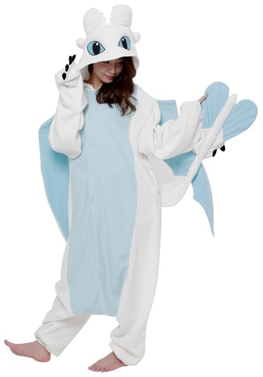KIGURUMI LIGHT FURY