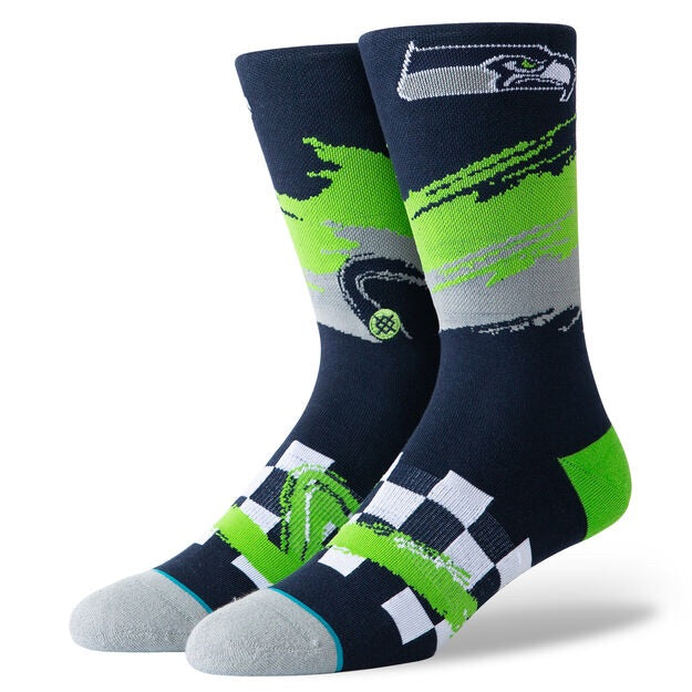 SEAHAWKS WAVE RACER - NVY - L