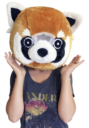 BIG FAT HEAD RED PANDA