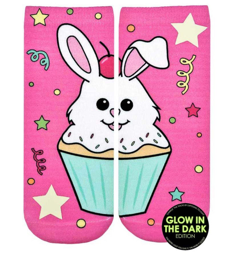 CUPCAKE BUNNY GLOW ANKLE
