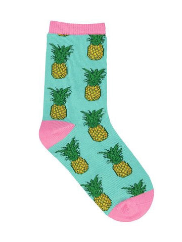 Pineapple 2-4years (Shoe Size 6-11)