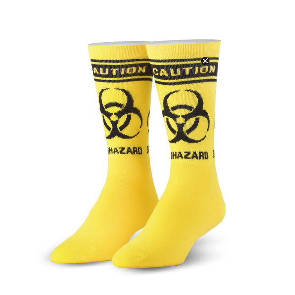 Biohazard (Yellow Knit)