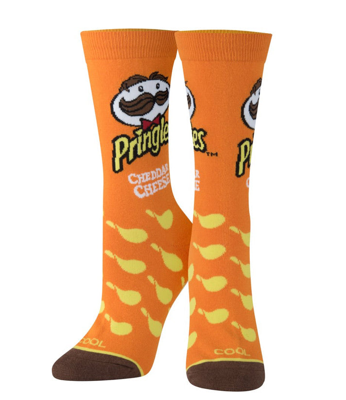 Pringles Cheddar Cheese - Womens Crew Folded