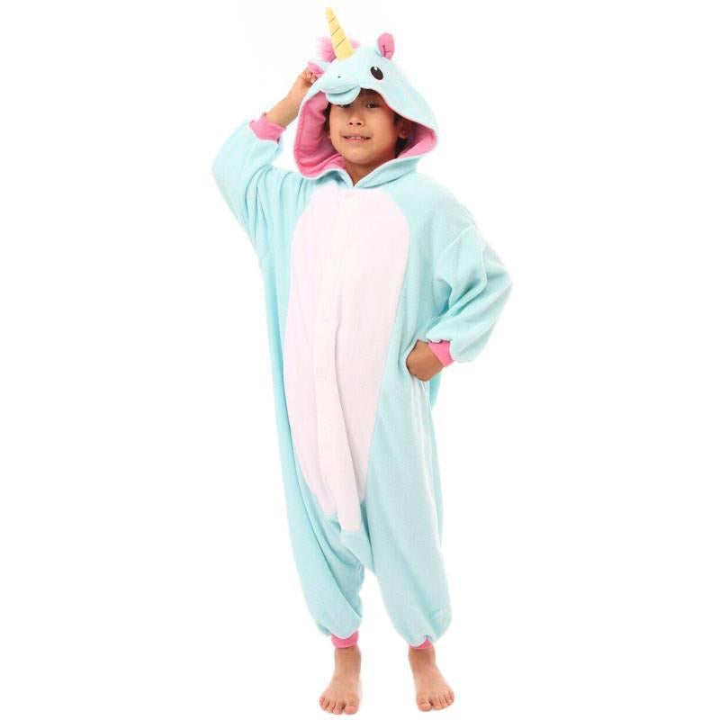 UNICORN BLUE KIDS H130