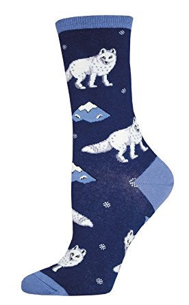Arctic Fox (Navy)