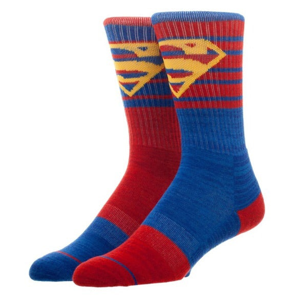 Superman flipped colors crew s