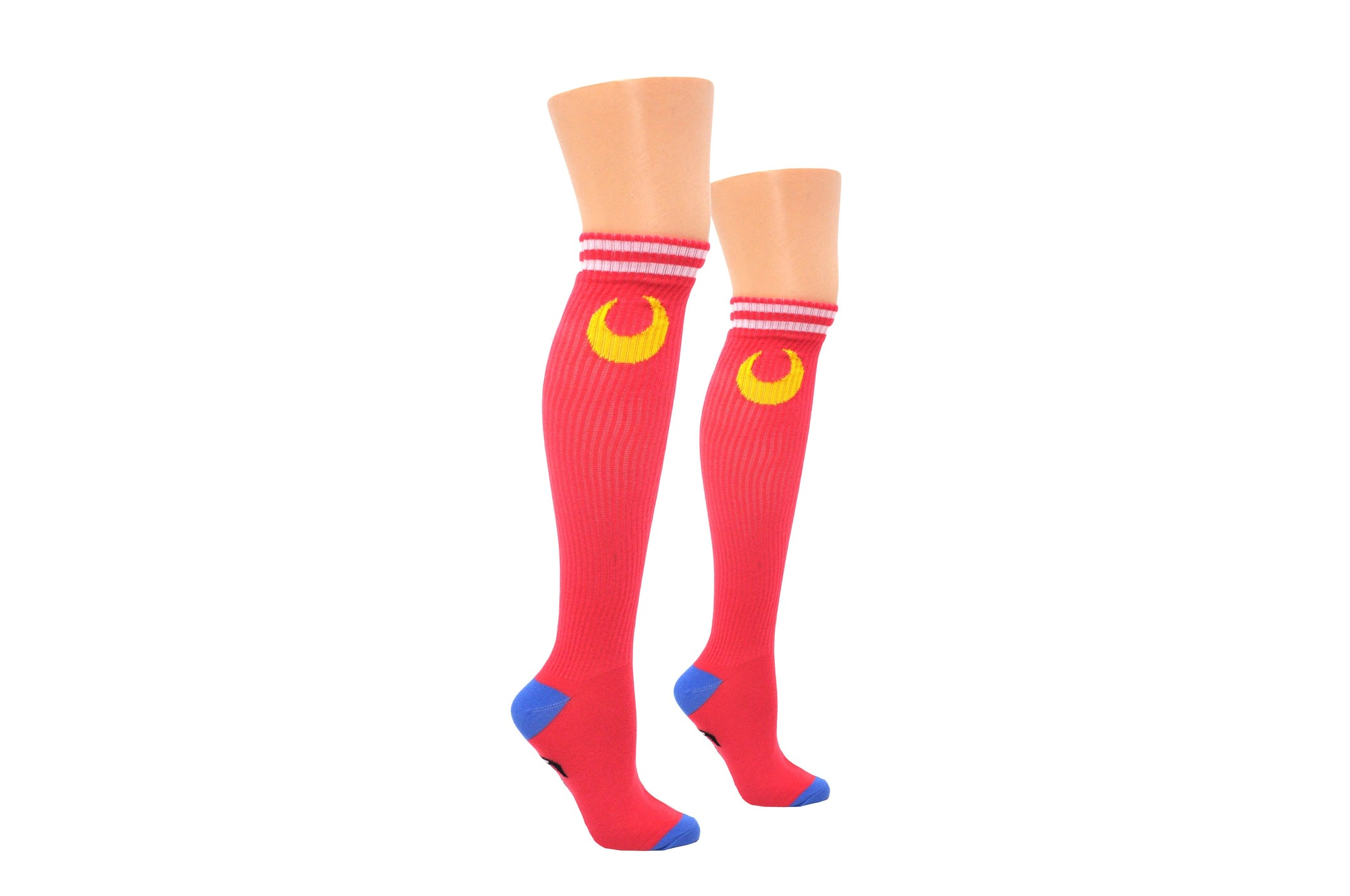 Sailor Moon Athletic Knee High Sock