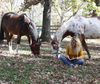 How Does Hope Reins & equine assisted psychotherapy Work?
