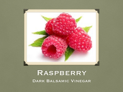 Raspberry Dark Balsamic Vinegar