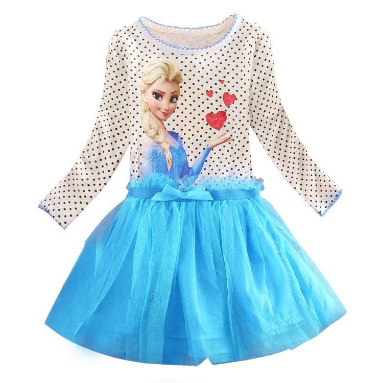 Frozen Dress Long Sleeve