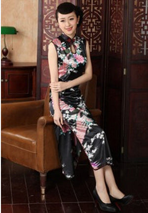 Traditional Chinese Evening Dress Women
