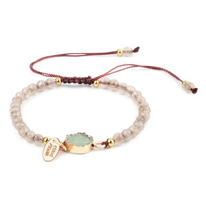 Bracelet Handmade Colors Natural Stone