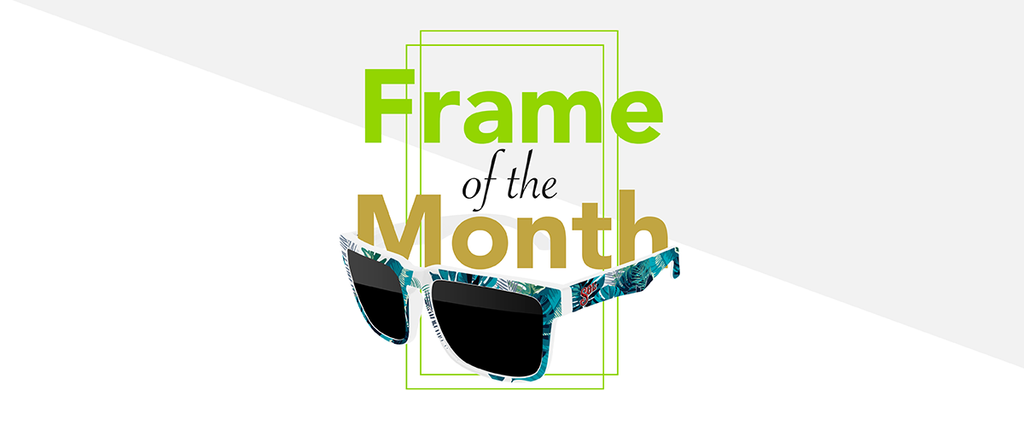 Frame of the Month: Heat Sunglasses