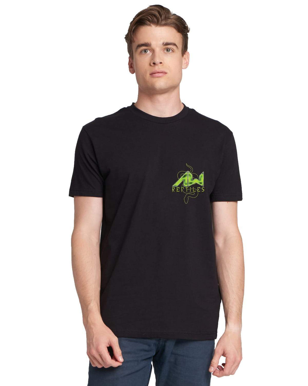 "3600-D04 - Full-Color On Dark T-Shirt (Up To 4"" x 4"")"