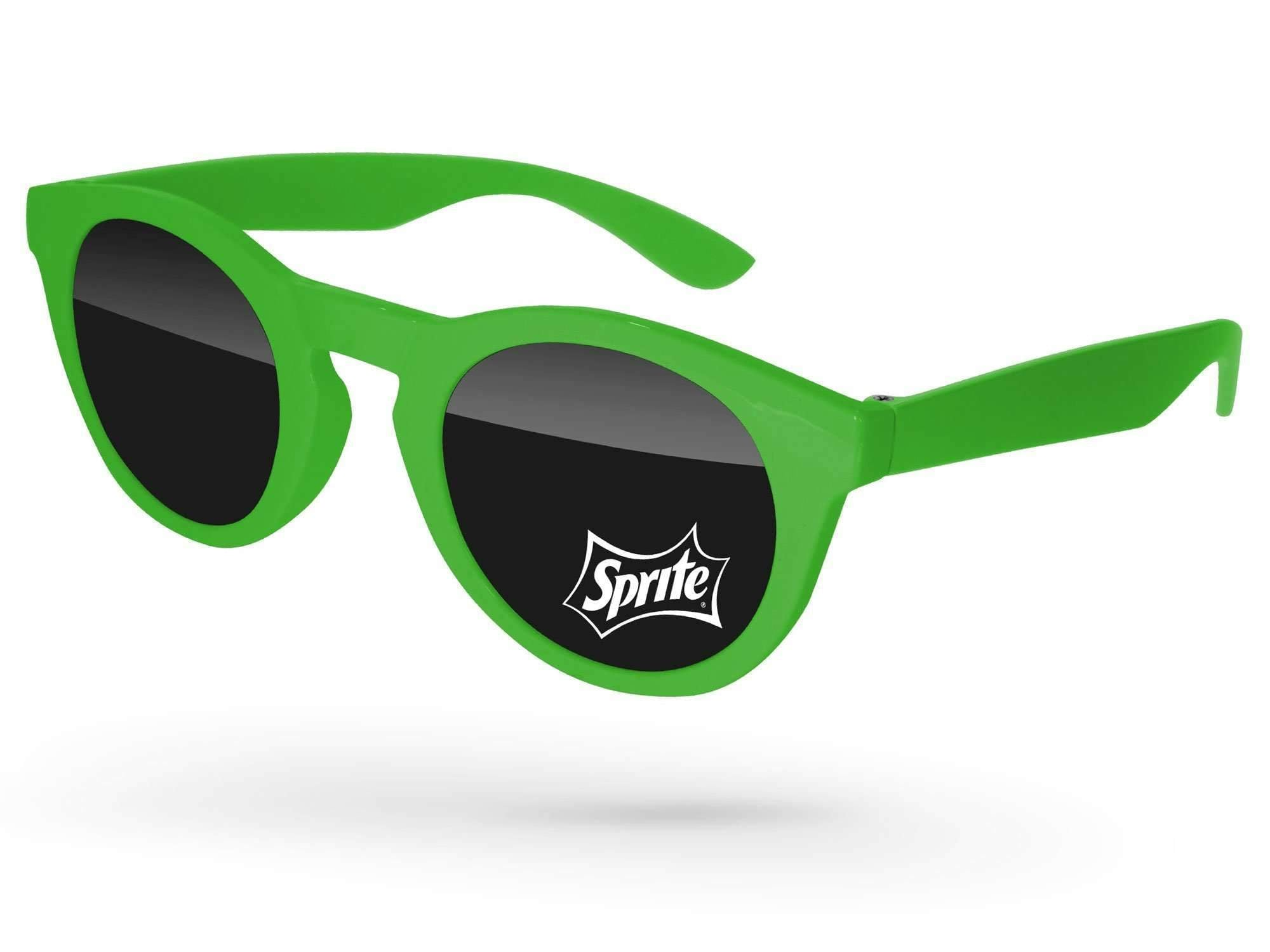 Andy Promotional Sunglasses w/ 1-color lens imprint