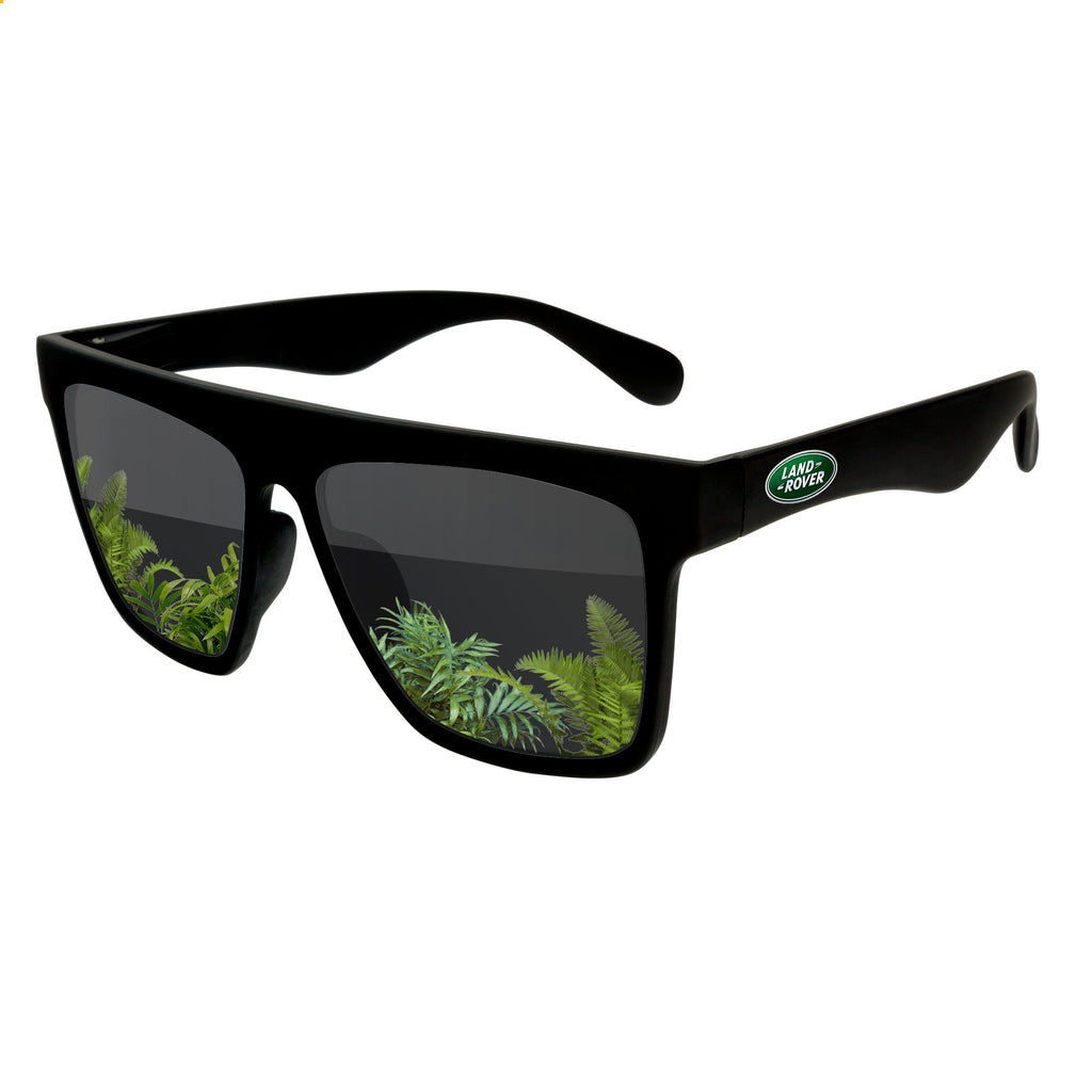 Automotive - LD420 - Laser Promotional Sunglasses w/ full-color lens OpticPrint & full-color temple imprint