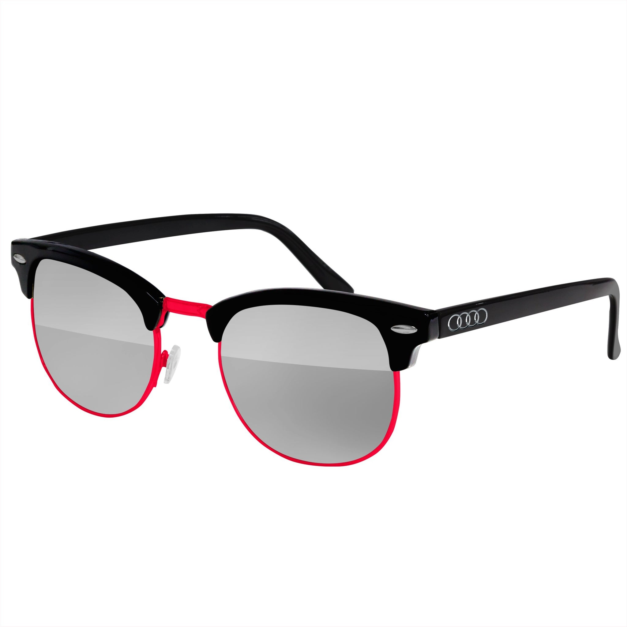 Automotive - UM020 - Metal Club Promotional Sunglasses w/ full-color temple imprint