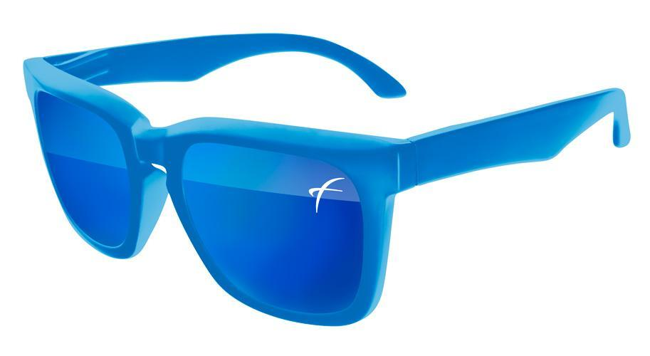 BM500 - Bold Mirror Promotional Sunglasses w/ 1-color lens imprint