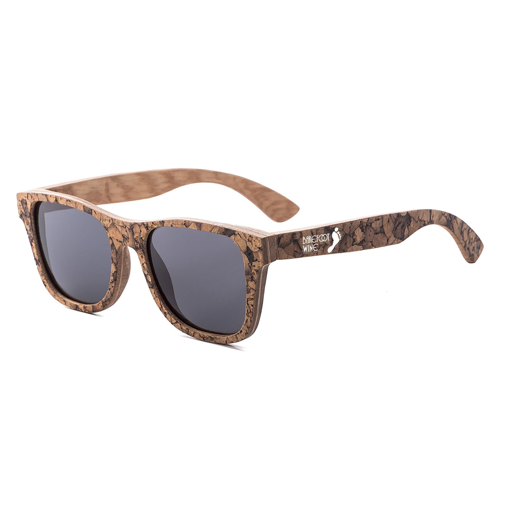 Cork Frame- Promotional Sunglasses w/1 color imprint