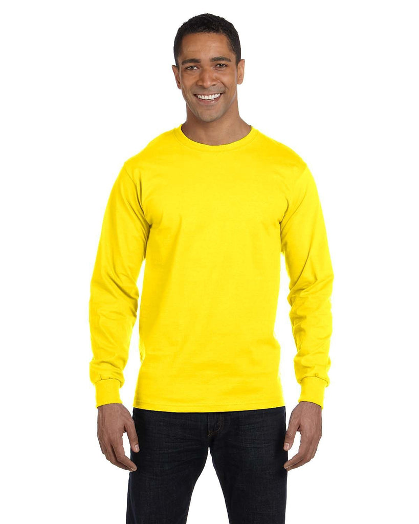 Hanes Long-Sleeve Beefy-T® Adult 6.1 oz.