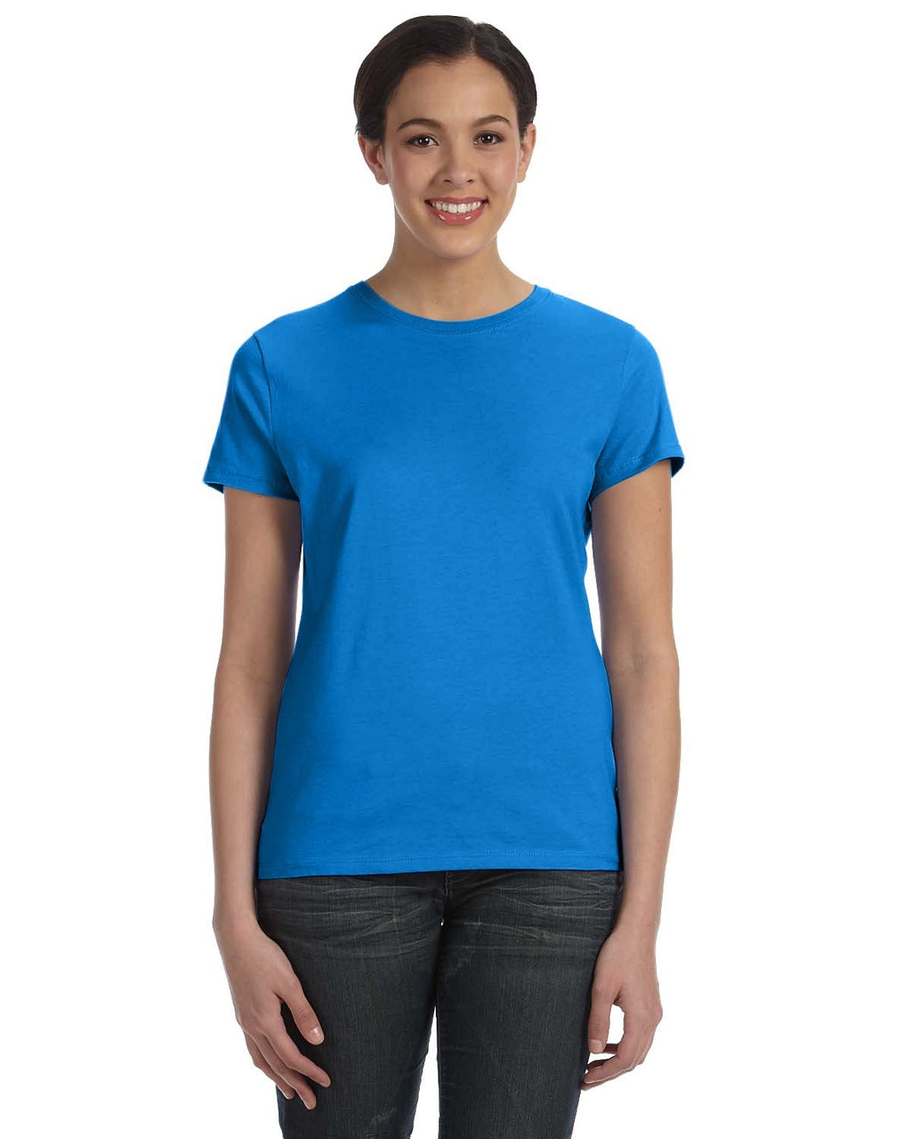 Hanes Nano-T® T-Shirt Ladies 4.5 oz.