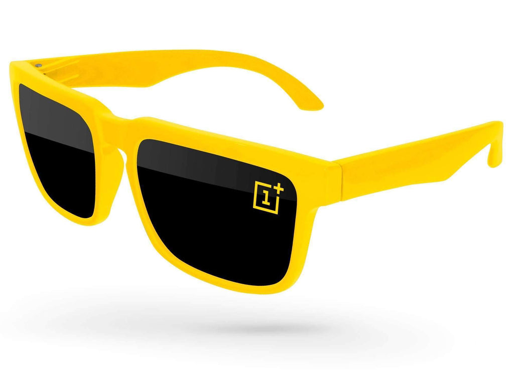 HD500 - Heat Promotional Sunglasses w/ 1-color lens imprint