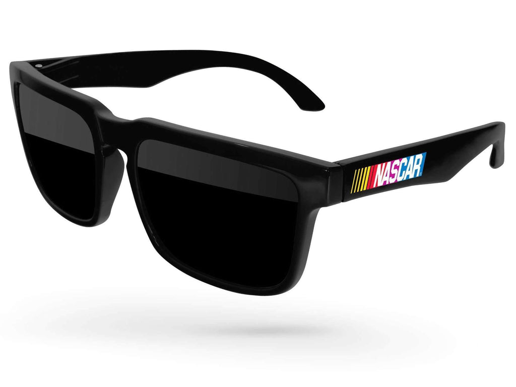 HD020 - Heat Promotional Sunglasses w/ full-color temple imprint